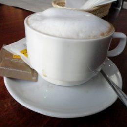 Káva v restauraci
