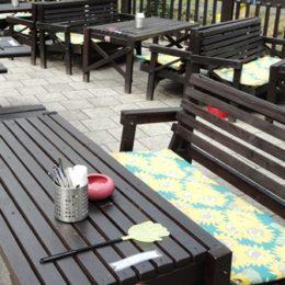 Jak se zbavit létajícího hmyzu v restauraci, na zahrádkách a terasách